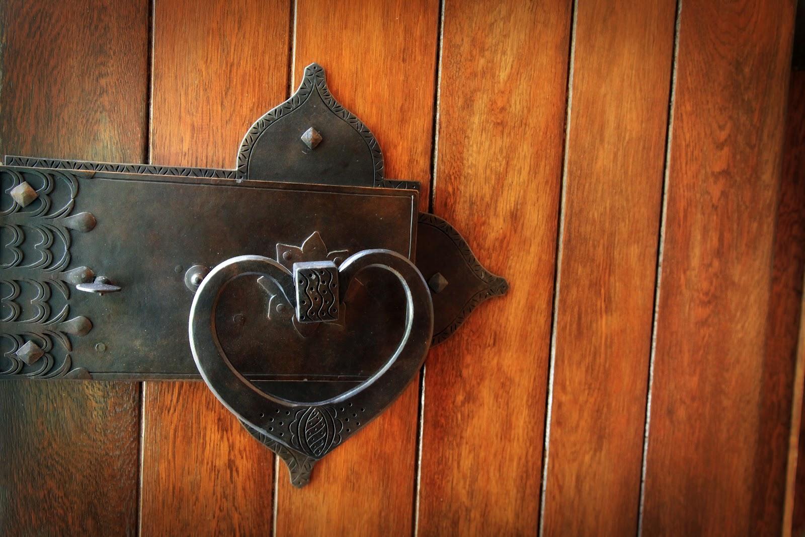 heart-door & The Necessity of Closure | The Love Hawk
